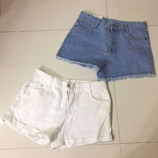 High waisted shorts BRAND NEW