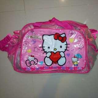 Tas Hello Kitty Sport Besar
