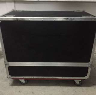 "US 15"" Speakers Flightcase"