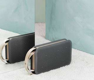 Bang & Olufsen Beoplay A2 Active Portable Bluetooth Speaker - Charcoal Sand