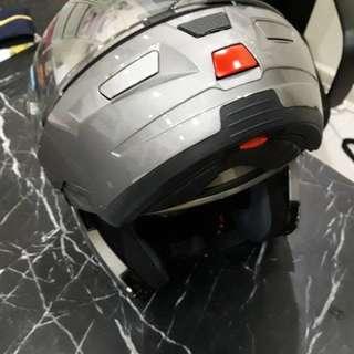 Nolan n103 classic n-com flip front helmet