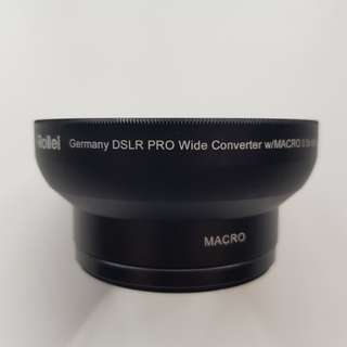 Wide Angle converter lens