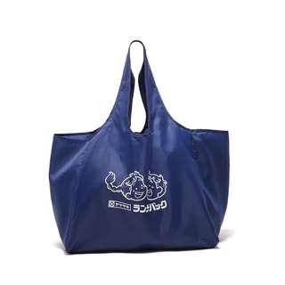 日單 特價 卡通可愛結實輕便環保袋購物袋手提單肩包旅行戶外