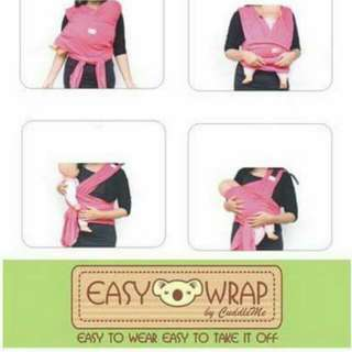 Baby Wrap @ Carrier