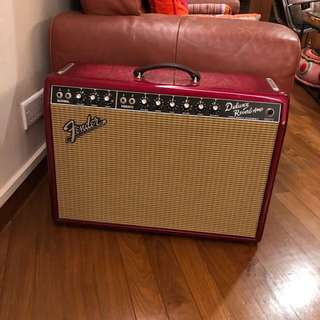 Fender Deluxe Reverb Paisley Rare. NO trades please.