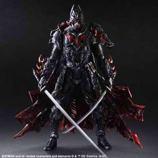 Batman Timeless - Bushido by Play Arts Ksi