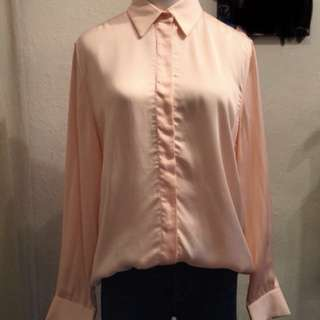 Acne Studio silk shirt (size 38)- reduce price