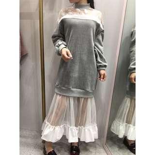 韓國連身裙