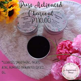 Bentonite Clay & Pure activated charcoal