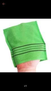 Exfoliator Towel