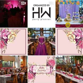 HW Party Planner