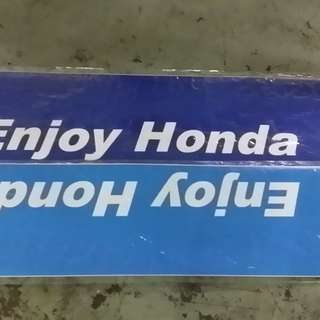 Windscreen Sticker brand Oracal