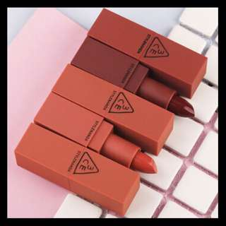3ce MINI LIPSTICK SET KIT - pumpkin