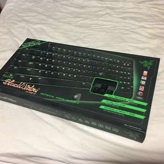 Razer Blackwidow Ultimate edition 2013