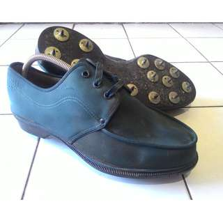 Onitsuka Golf Shoes Vintage 1960s #jualbarangjadul