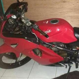 Ninja RR 2010 Merah