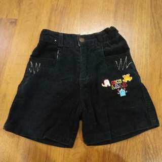 kikilala short pant (1 - 2 year old)