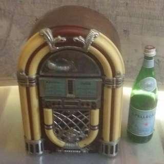 可樂收音機