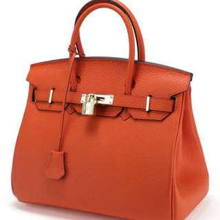 Tomorrow Closet birkin Leather