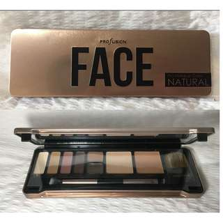 BN Profusion Face Palette in Natural
