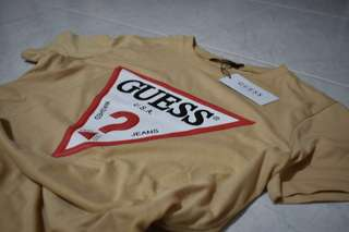 BNWT Guess Classic Logo T Shirt (Authentic)