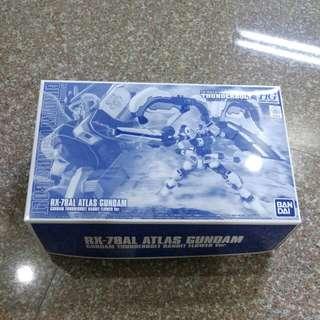P-Bandai HG 1/144 RX-78AL Atlas Gundam Thunderbolt Bandit Flower Ver.