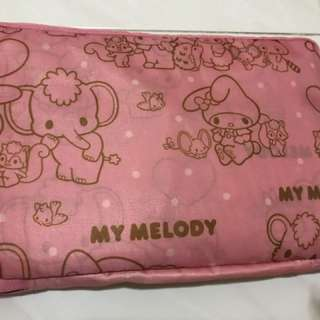全新My Melody Travel Bag