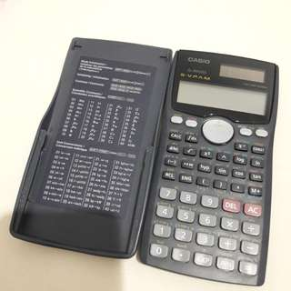CASIO SCIENTIFIC CALCULATOR FX 991 MS // KALKULATOR