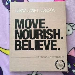 Lorna Jane book
