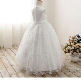 Free postage: Flower girl dress
