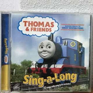 Thomas & Friend VCD