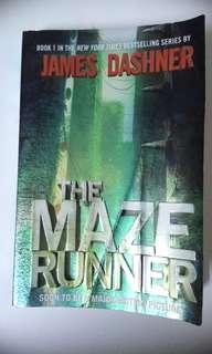 James Dashner:The Maze Runner