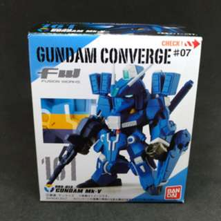 Gundam Converge 161 Gundam Mk V