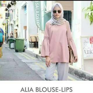 Alia blouse