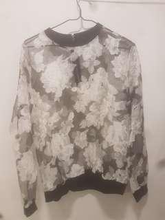darae上衣 made in korea