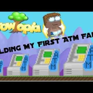 Growtopia atms / diamonds locks / world locks