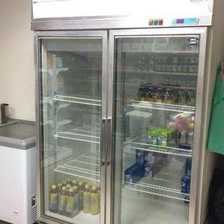 🚚 營業用冰箱 功能正常