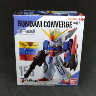 Gundam Converge 156 Zeta Gundam Bandai