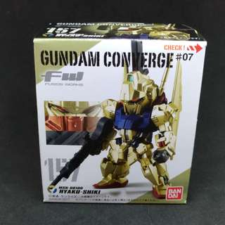 Gundam Converge 157 Hyaku Shiki Bandai