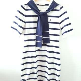 SENYES Sailor Dress