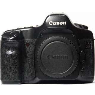 Canon 5D Classic full frame sensor