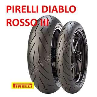 Pirelli Rosso 3