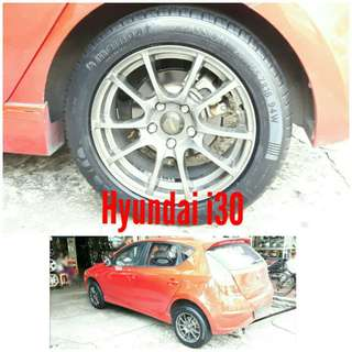 Tyre 205/55 R16 Membat on Hyundai i30 🐕 Super Offer 🙋♂️