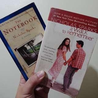 Nicholas Sparks bundle