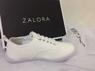 Zalora White Shoes