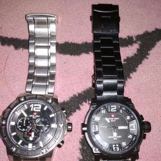 Swiss army dhc+ chronograph
