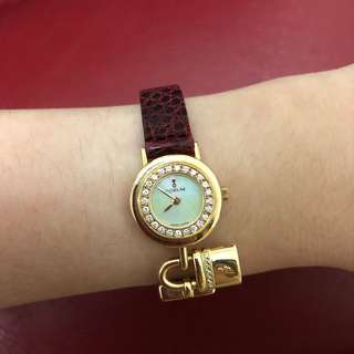 Corum Diamond & Gold Lady Watch