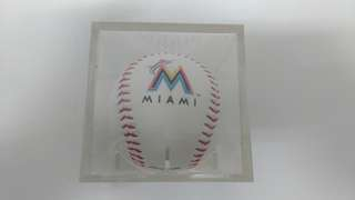 🚚 MLB美國職棒大聯盟 官方授權 邁阿密馬林魚 觀賞紀念球