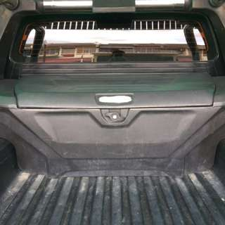 Utility box AeroKlas for hilux vigo / champ