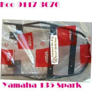 2802--Givi Monorack for SALE !!!!! Top Quality  😕😕 FOR SALE !!! 😕😕 (YAMAHA JUPITER & SPARK)22
